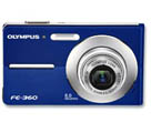 OLYMPUS : FE-360 (COMPACT)