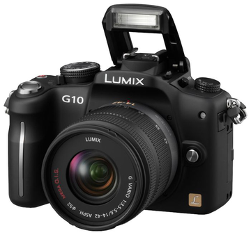 PANASONIC-LUMIX : DMC-G10 (DSLR)
