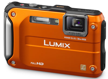 PANASONIC-LUMIX : DMC-FT3 (COMPACT)
