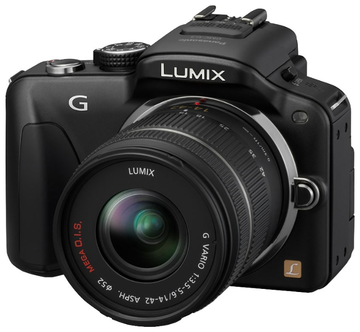 PANASONIC-LUMIX : DMC-G3 (DSLR)