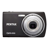 PENTAX : OPTIO-E80 (COMPACT)