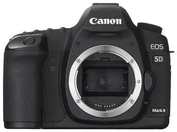 CANON : EOS-5D-MARK-II (DSLR)