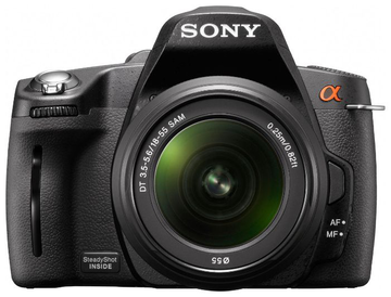 SONY : ALPHA-A390 (DSLR)