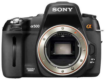 SONY : ALPHA-A500 (DSLR)