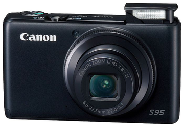 CANON : POWERSHOT-S95 (COMPACT)