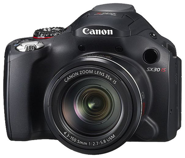 CANON : POWERSHOT-SX30-IS (COMPACT)