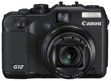 CANON : POWERSHOT-G12 (COMPACT)