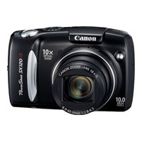 CANON : POWERSHOT-SX120-IS (COMPACT)