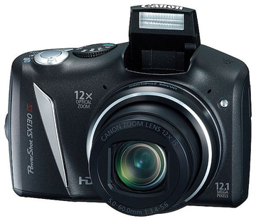 CANON : POWERSHOT-SX130-IS (COMPACT)