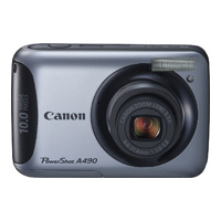 CANON : POWERSHOT-A490 (COMPACT)