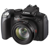 CANON : POWERSHOT-SX10-IS (COMPACT)