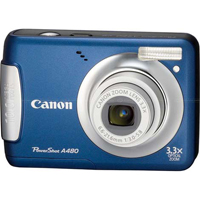 CANON : POWERSHOT-A480 (COMPACT)