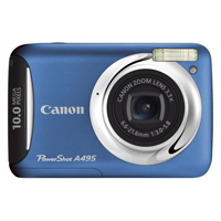 CANON : POWERSHOT-A495 (COMPACT)