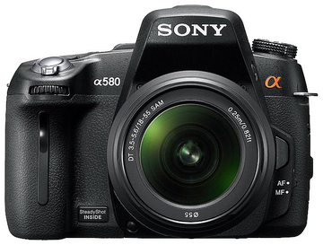 SONY : ALPHA-A580 (DSLR)