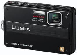 PANASONIC-LUMIX : DMC-FT10 (COMPACT)