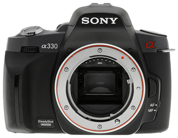 SONY : ALPHA-A330 (DSLR)