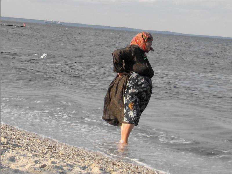 Бабы на море фото фото 307-91